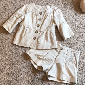 Kensie linen outfit